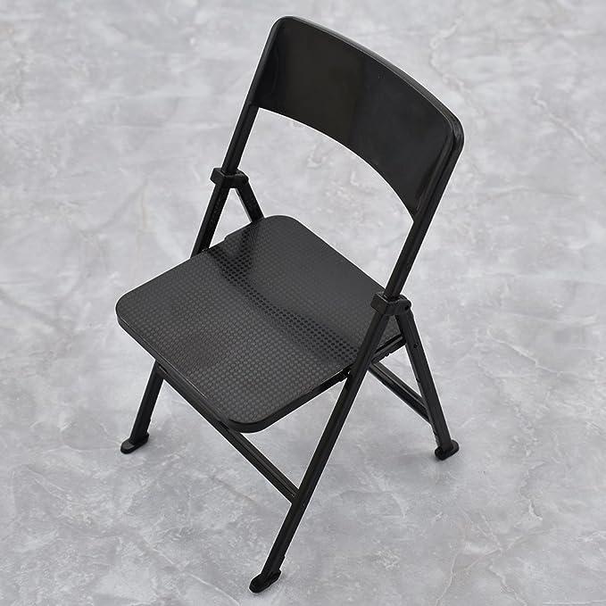 Kesheng Mini Chaise Pliante Jouet Accessoire Action Figure Chair Dcoration De Nol