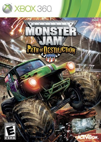 Monster Jam 3: Path of Destruction - Xbox 360 by Activision by Activision