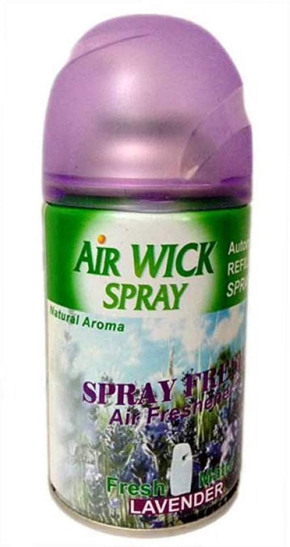 6 x Air Wick Freshmatic Max Automatic Spray Refill 250ml - Blue Ocean Coral