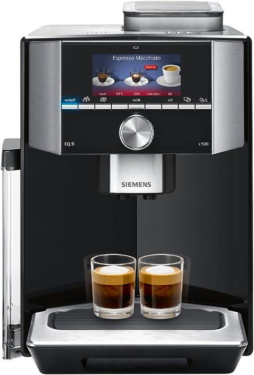 Siemens TI915539DE - Cafetera (Independiente, 2,3 L, Granos de ...