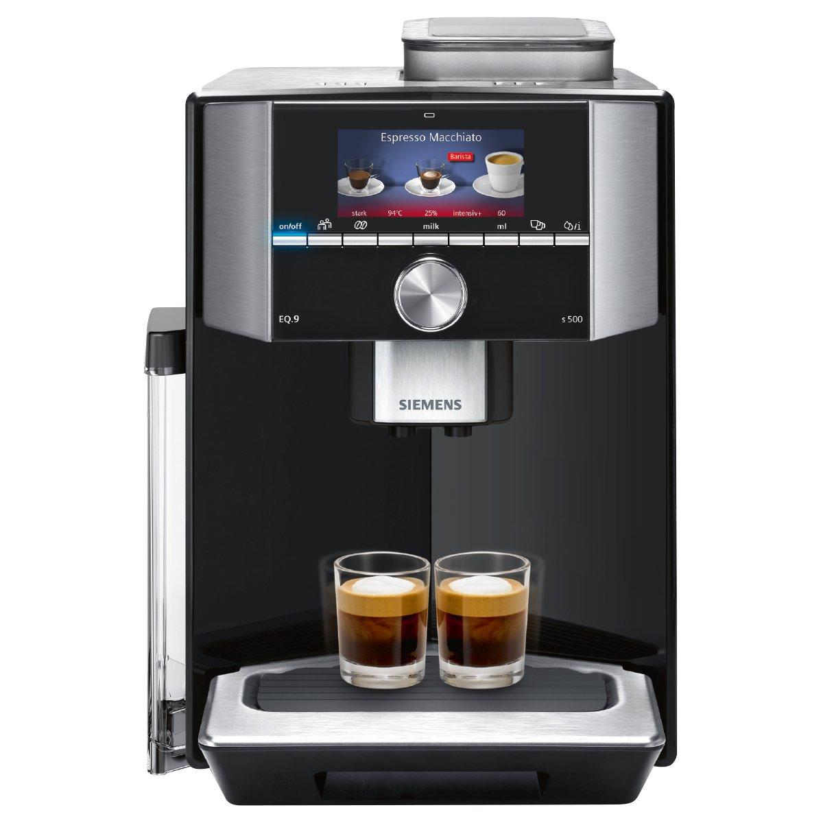 Siemens ti915539de di caffè automatiche