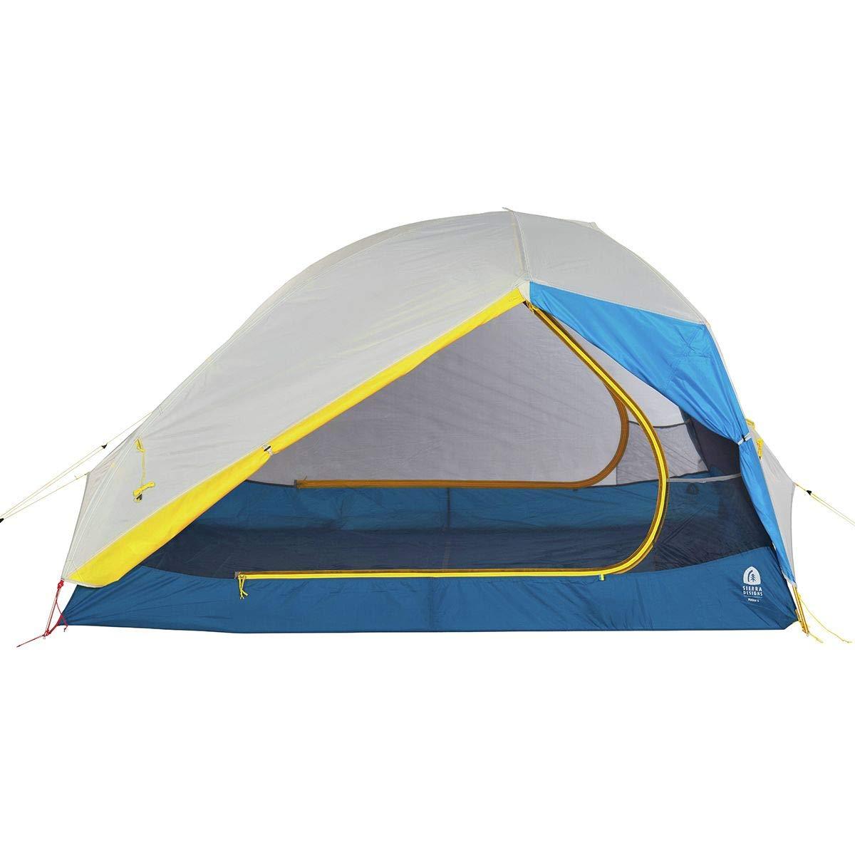 Sierra Designs Meteor 4テント 4人用 バックパッキングテント 3シーズン B07N34BY8B, クラフトショップ ポピー e1518c97