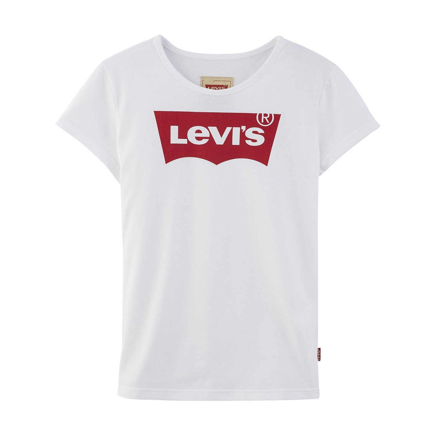 Levi's Kids Short Sleeves Batwin T-Shirt, Fille product image