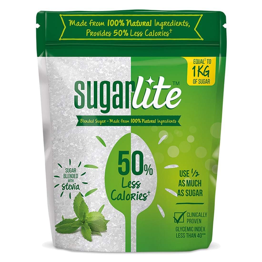 Sugarlite : 50% Less calories Sugar Pouch
