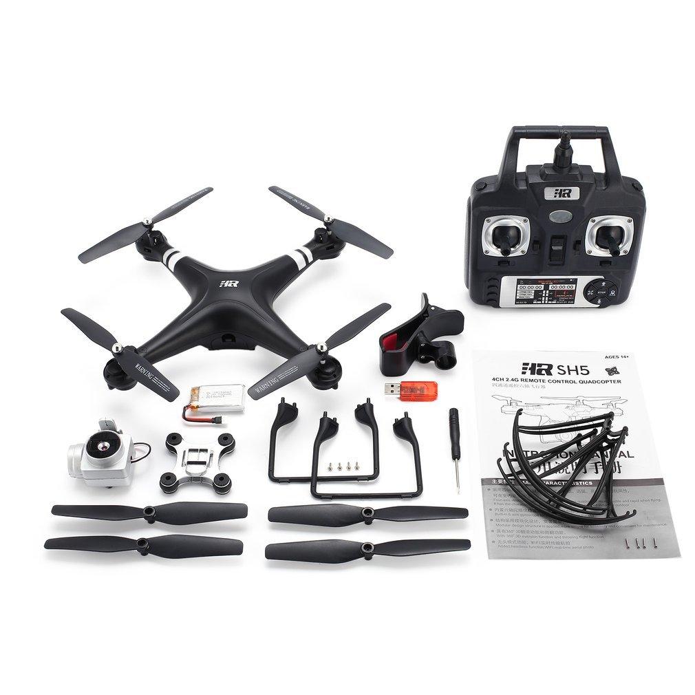 SH5H 2.4G 720 P Kamera FPV Drone Höhe Halten Headless Modus RC Quadcopter