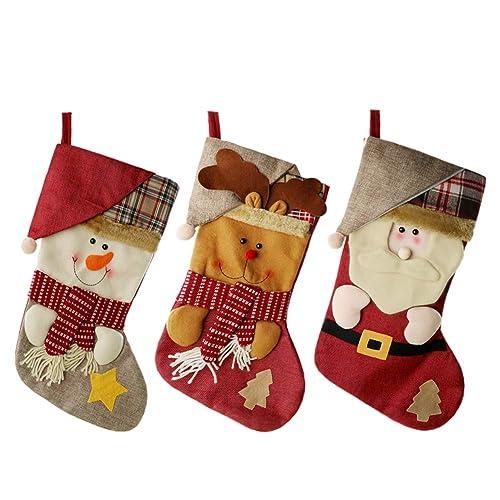 SueH Design Chaussettes de Noël  : la meilleure de milieu de gamme