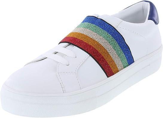 Amazon.com | Brash Womens Rainbow Slip