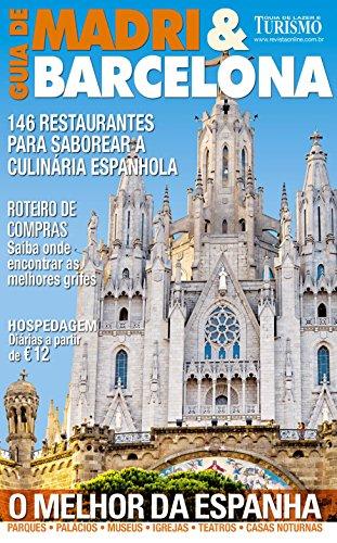eBook Guia Lazer Turismo - Madri/Barcelona