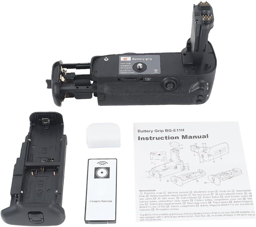 2X LP-E6 LP-E6N Compatible Canon EOS 5D Mark III 3 5DS 5DSR SLR ...