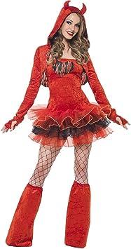 Disfraz de Diablo para mujer sexy disfraz DEVIL ropaque obturador ...