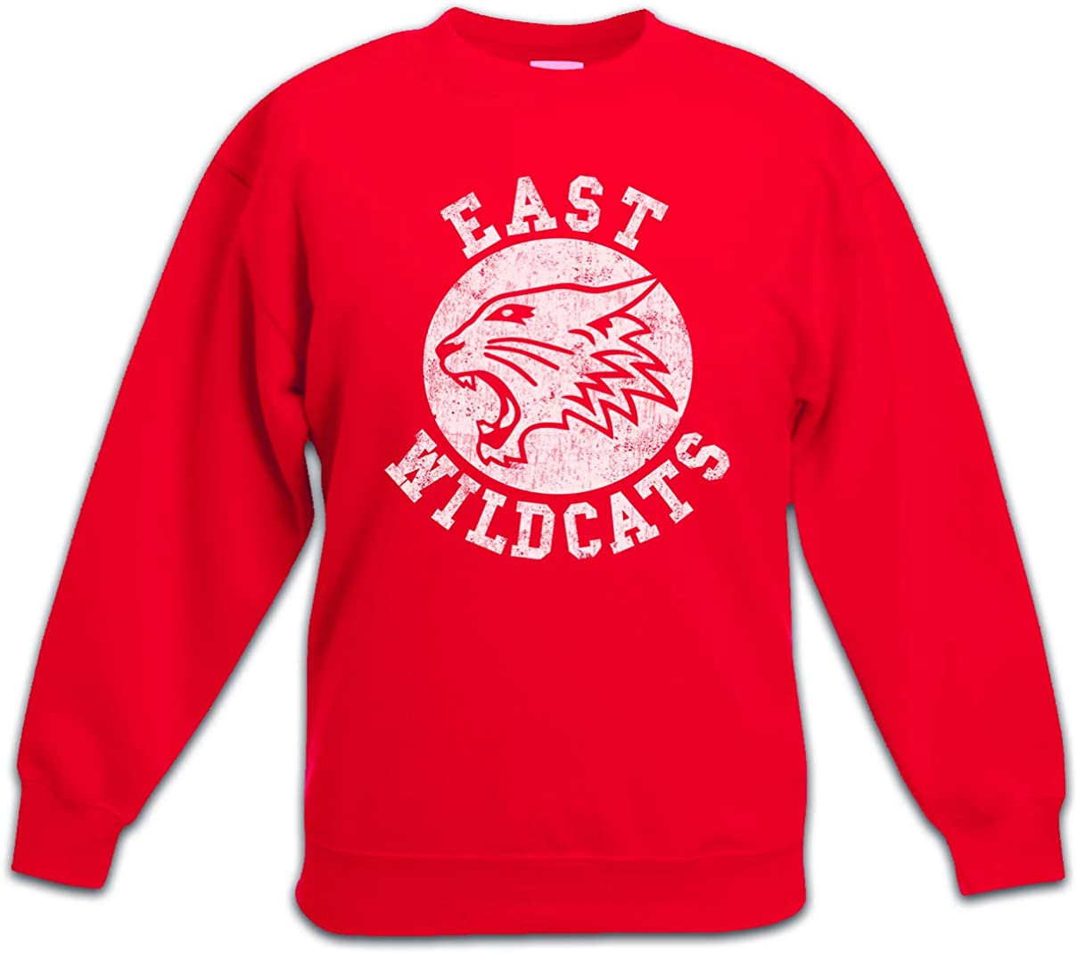 Urban Backwoods East Wildcats Sudadera Suéter para Niños Niñas Pullover