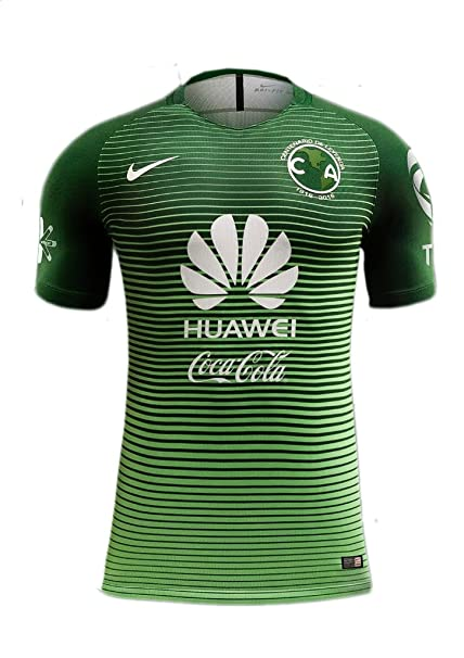 4564aeffdff Amazon.com   Nike Club America Stadium Top  Gorge Green    Sports ...