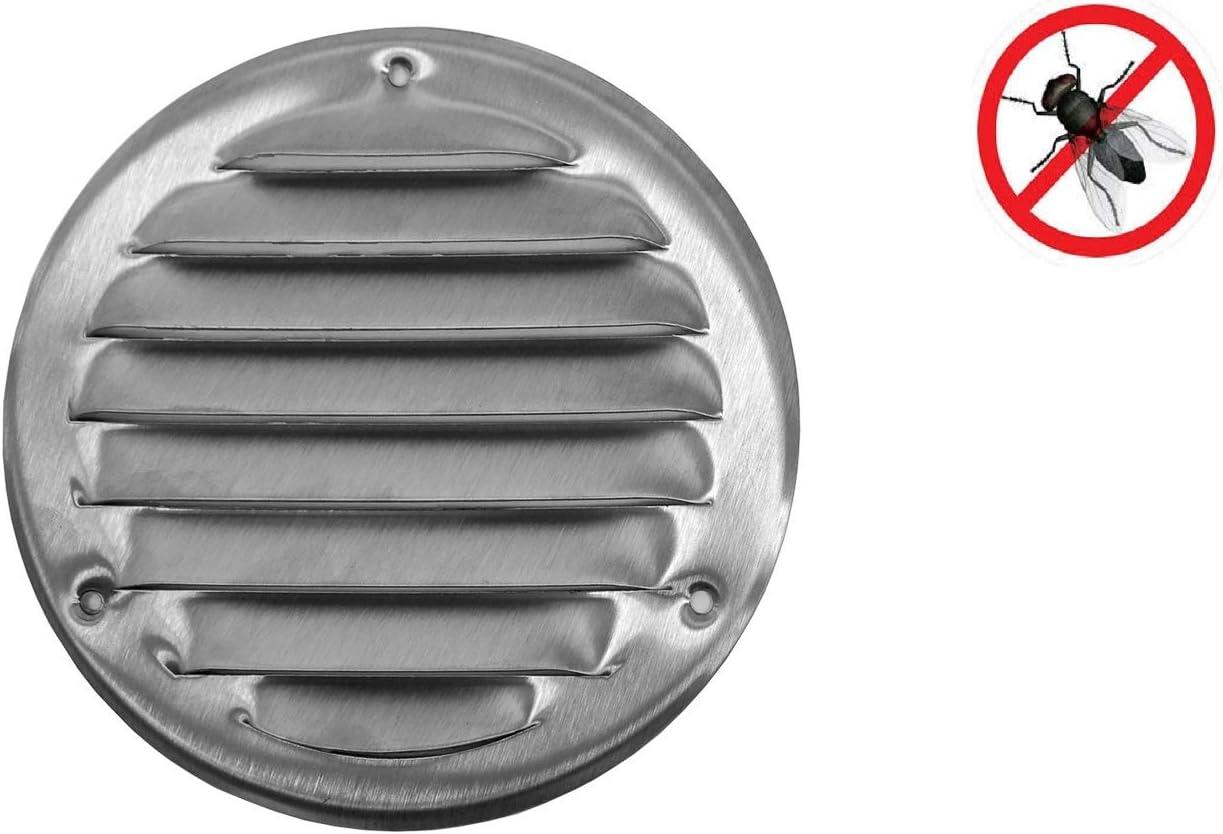 //Ø 160/mm/ /M/étal Zinc Haco Grille da/ération M/ét/éo Grille de protection/ mr160zn /Avec moustiquaire/