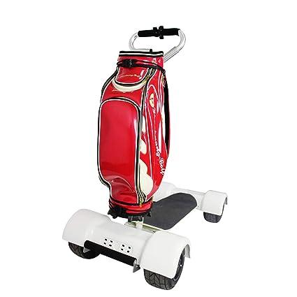 ESWING - Carrito de golf de 4 ruedas de 1000 W, batería de ...