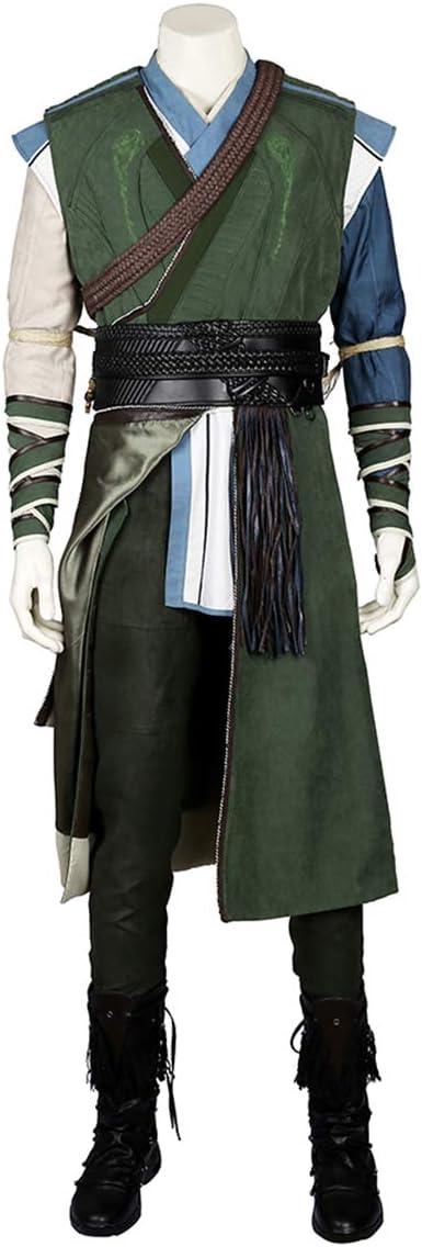 QWEASZER Marvel Doctor Strange Karl Mordo Baron Disfraz de Cosplay ...