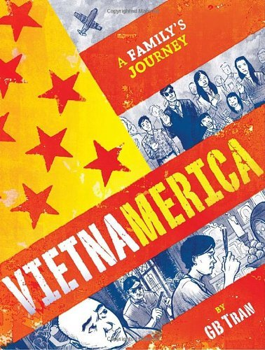 [VIETNAMERICA]Vietnamerica: A Family's Journey BY Tran, G. B.(Author){Hardcover}Villard Books(publisher)