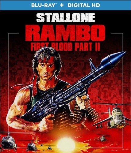 Blu-ray : Rambo 2 (Blu-ray)