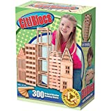 CitiBlocs 300-Piece Wooden Building Blocks