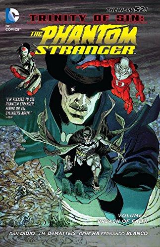 Trinity Of Sin The Phantom Stranger Vol. 2 (The New 52)