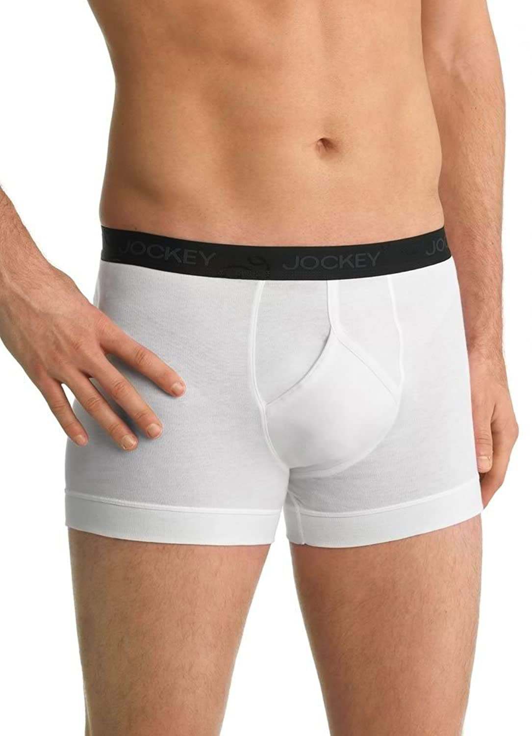 Jockey Men's Underwear Staycool Boxer Brief - 3 Pack at Amazon ...