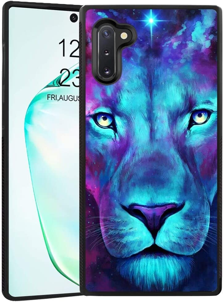 Amazon Com Lion Wallpaper Case Tpu Pc Fit For Galaxy Note 10 6 8 Inch