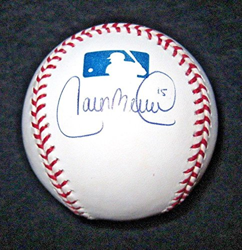 Carlos Beltran Signed Baseball Rawlings Yankees Royals Coa