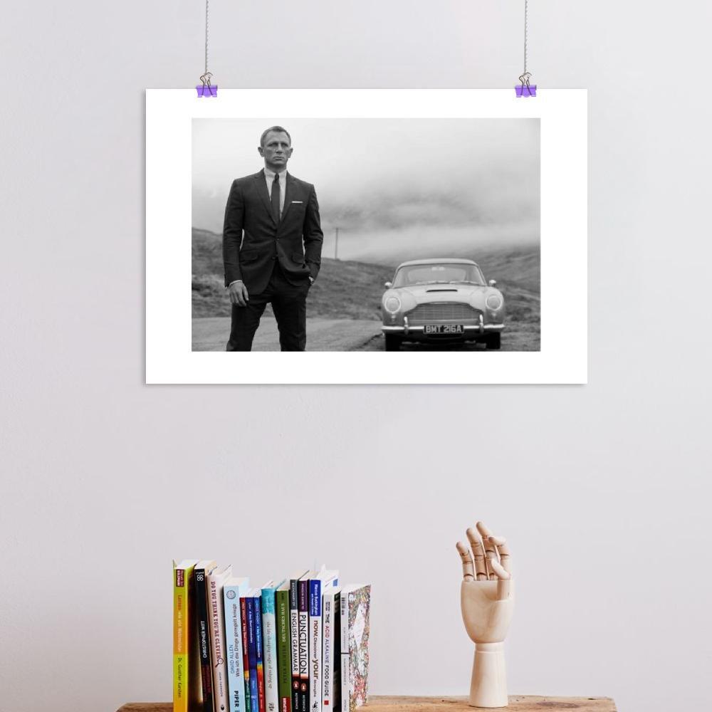 Amazon.de: JUNIQE® Poster 20x30cm Schauspieler & Schauspielerinnen ...