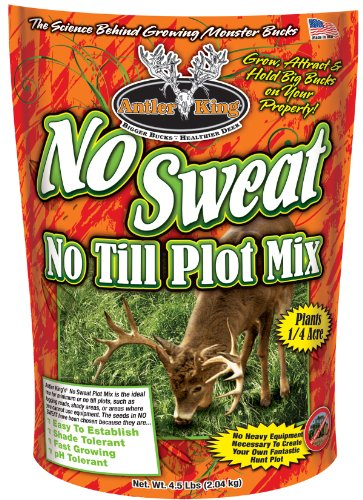 Antler King No Sweat No Till Plot ()