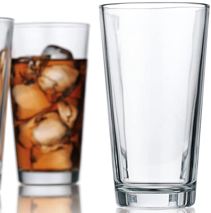 The 8 best glass drinking glasses