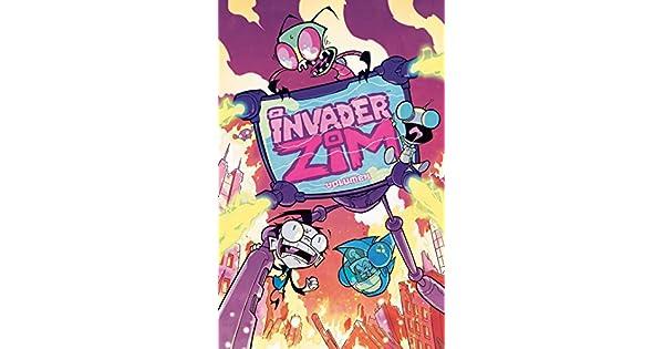 Amazon.com: Invader ZIM Vol. 1 (1) (9781620102930): Jhonen ...