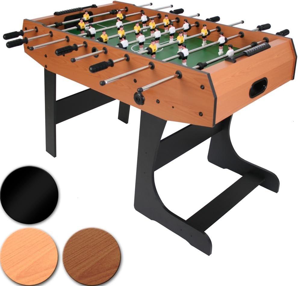 Jago - Futbolín Plegable, Incluye 2 Bolas Elegir: Amazon.es: Juguetes y juegos