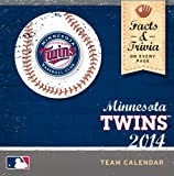 Turner - Perfect Timing 2014 Minnesota Twins Box Calendar (8051186)
