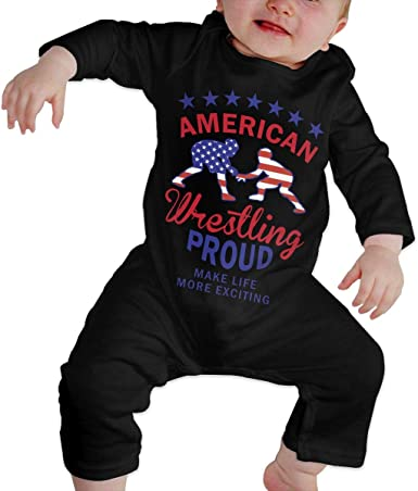 Never Give up Baby Newborn Crawling Suit Sleeveless Onesie Romper Jumpsuit Black