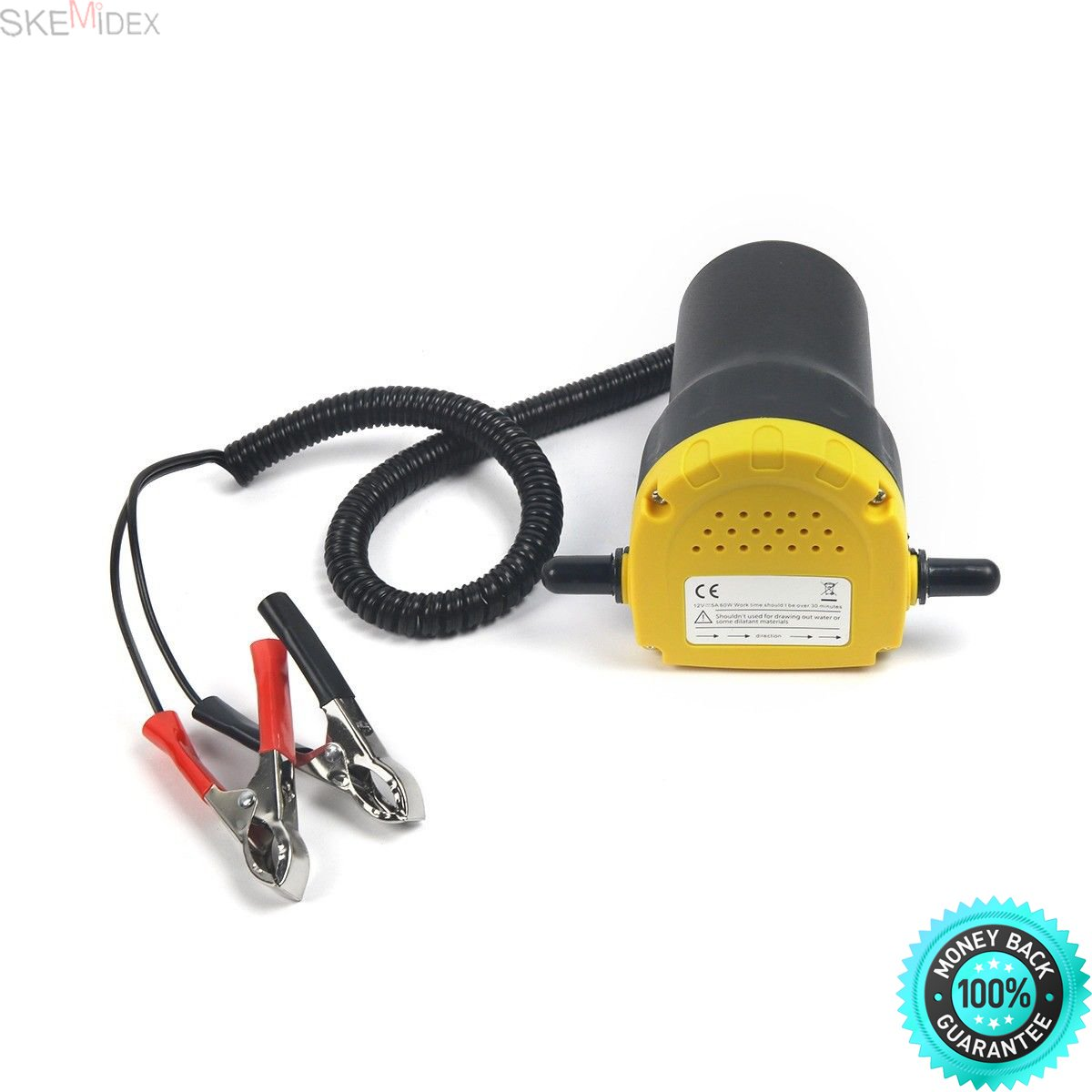 SKEMiDEX-12v Fluid Oil Diesel Extractor Transfer Siphon car truck Generato Tractors Pump And automotive tools list automotive tools and equipment wholesalers automotive tools names and pictures by SKEMiDEX (Image #1)