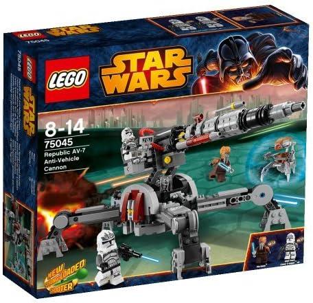 LEGO 75045 Star Wars - AV-7 Anti-Vehicle Cannon