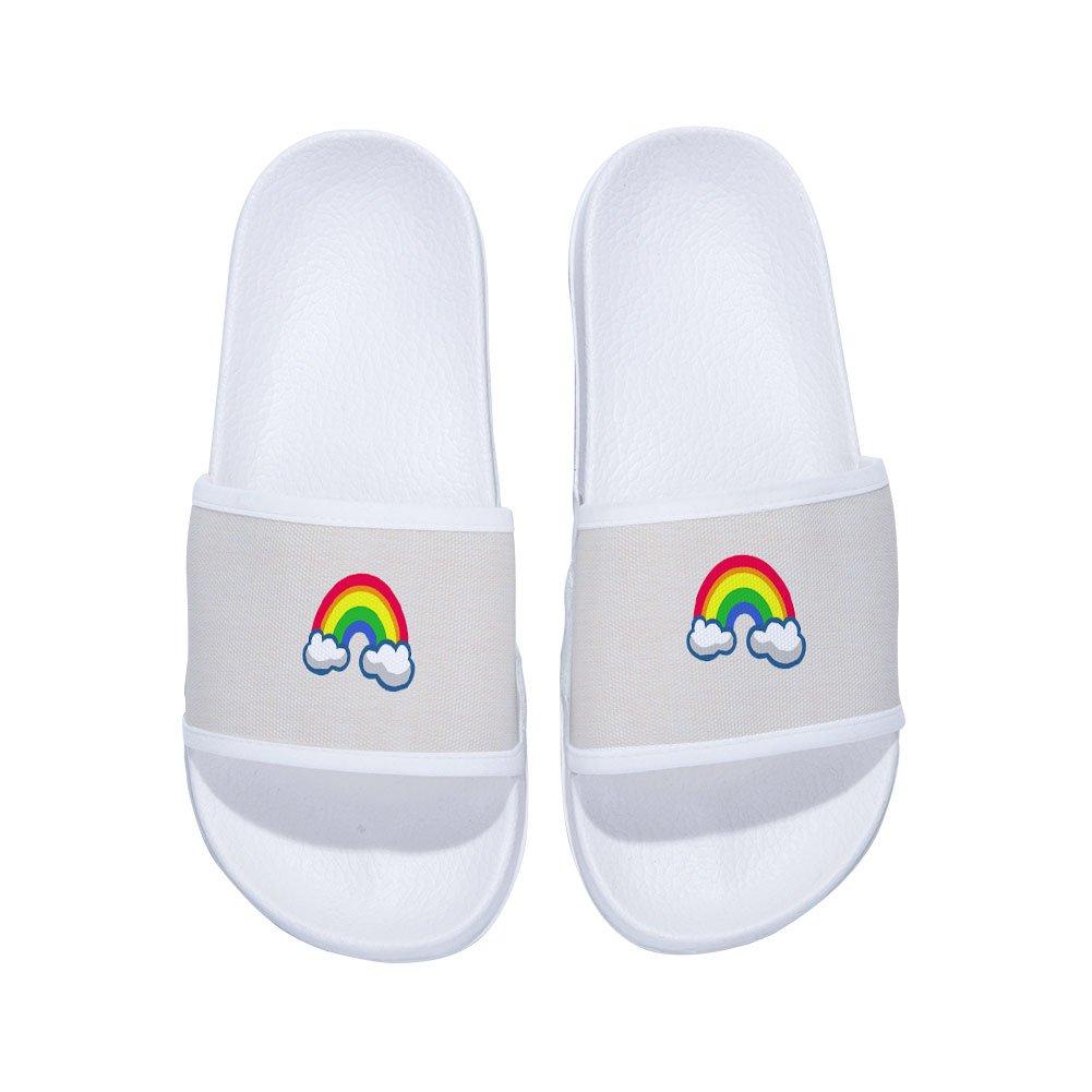 Chad Hope Sandals for Boys Girls Anti-Slip Bath Slippers Shower Shoes Indoor Floor Slipper(Little Kid/Big Kid)