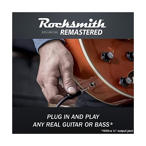 Rocksmith 2014 Edition Remastered - Xbox One Standard Edition 6
