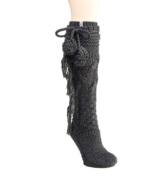 0e8e73b6bf5 UGG Womens Cozy Slipper Socks: Amazon.ca: Clothing & Accessories