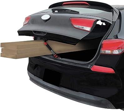 Hatch Locker for Transporting Good or Car Door Jammer Car Trunk Jammer System Thick Aluminium Built