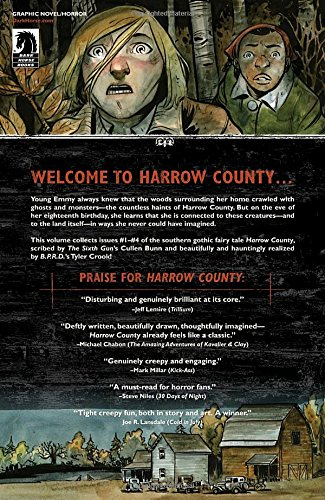 Harrow County Volum 1: Amazon.es: Cullen Bunn: Libros en ...