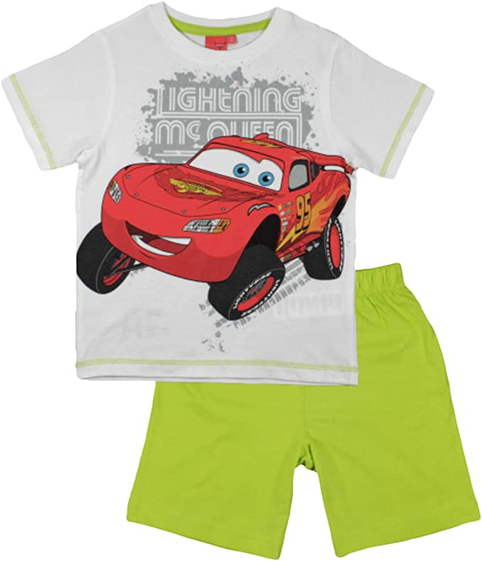 Disney Cars Pijama para Ni/ños