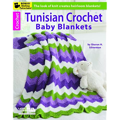 Tunisian Crochet Patterns: Amazon.com