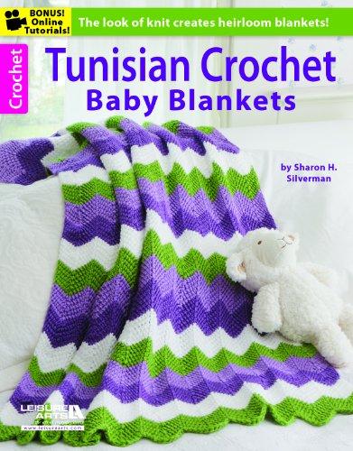 - Tunisian Crochet Baby Blankets