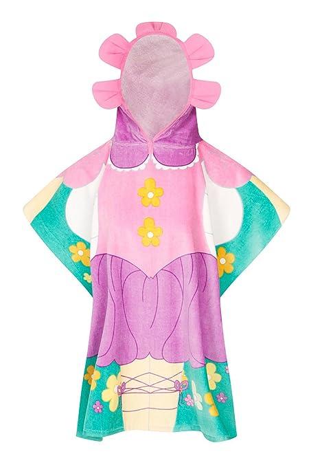 Nifty niños toalla Poncho con capucha para niños y niñas en el hogar y desgaste de