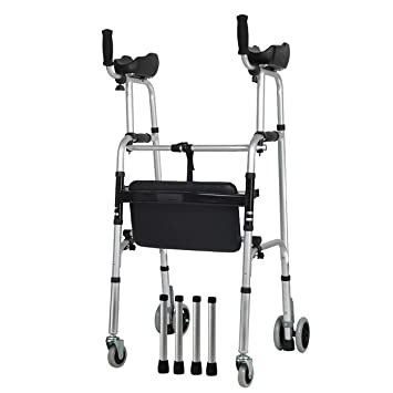 Amazon.com: Huhulala - Andador plegable para personas ...