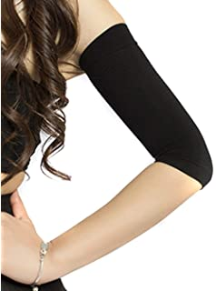 142ee9255078a Haifly Women Ladies Tight Compression Slim Arms Sleeve Burn Fat Loss Sleeve  Arm Shaper Arm Protection