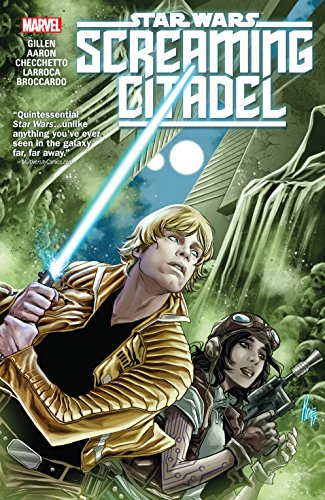 Star Wars: The Screaming Citadel (Star Wars: The Screaming Citadel (2017)) cover
