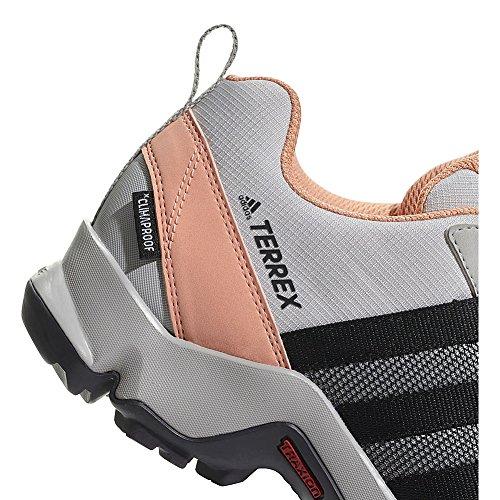 Shoe Black 9 adidas Coral outdoor Grey CP Chalk Two Womens Terrex AX2 zzaHX6q