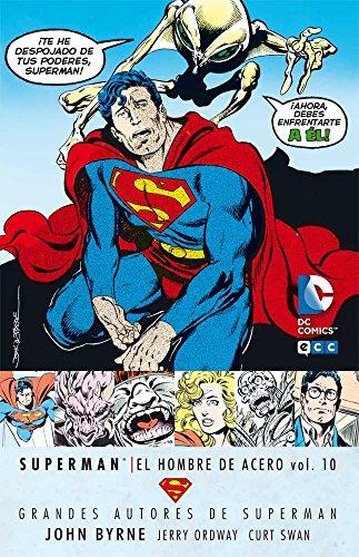 Descargar Libro Grandes Autores De Superman:  - Superman: El Hombre De Acero Vol. 10 John Byrne