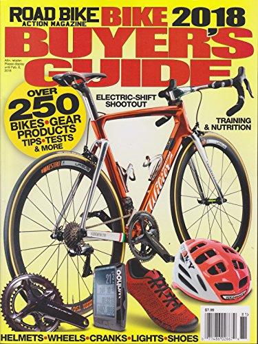 Road Bike Action Magazine Bike Buyer's Guide 2018 Electric Shift (Bike Action Magazine)